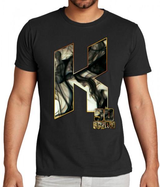 K90 Army - T-Shirt - Schwarz