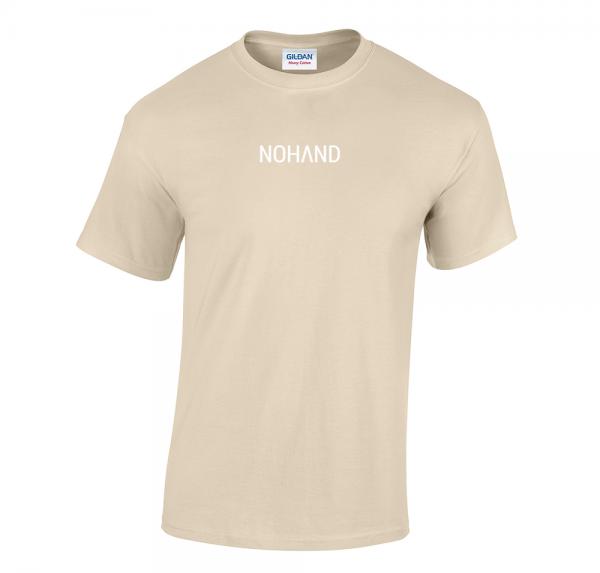 NOHAND - T-Shirt - Sand