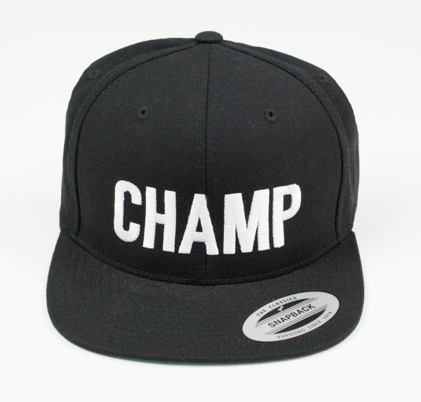 Champ - Cap - Schwarz