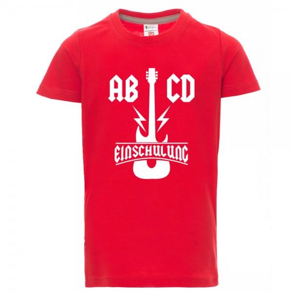 AB/CD - Shirt - Rot