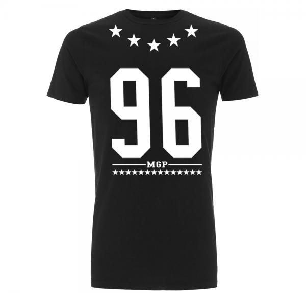 96 MGP - Longshirt - Schwarz