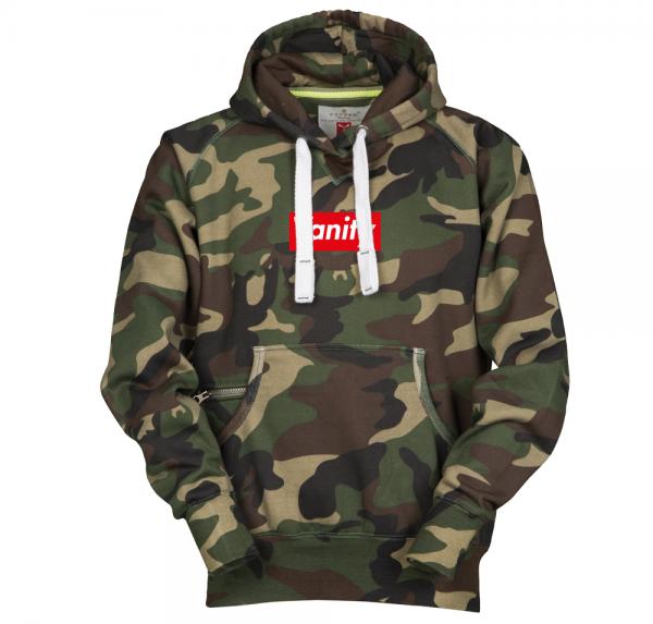 VANITY - Hoodie - Camouflage