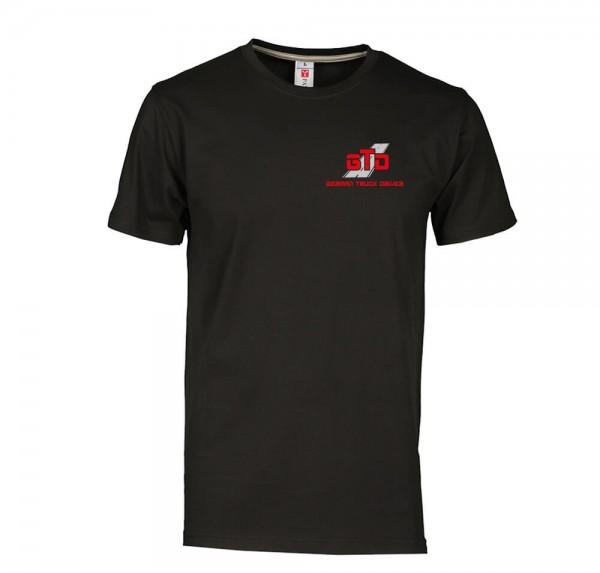 GTD - T-Shirt - Schwarz