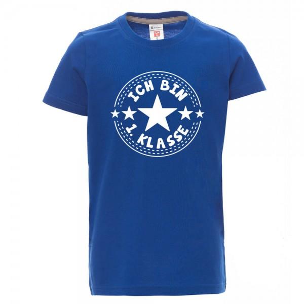1. Klasse Shirt - Blau