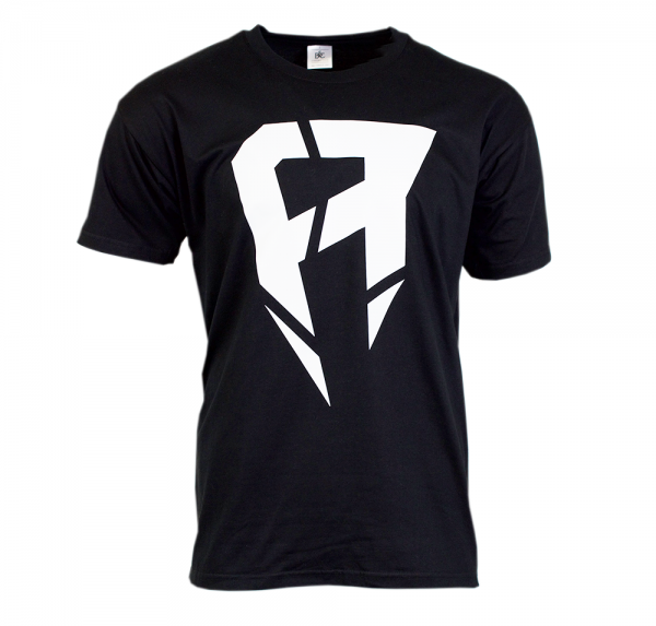 A - T-Shirt - Schwarz