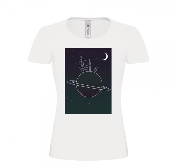 Planet - Damen-Shirt