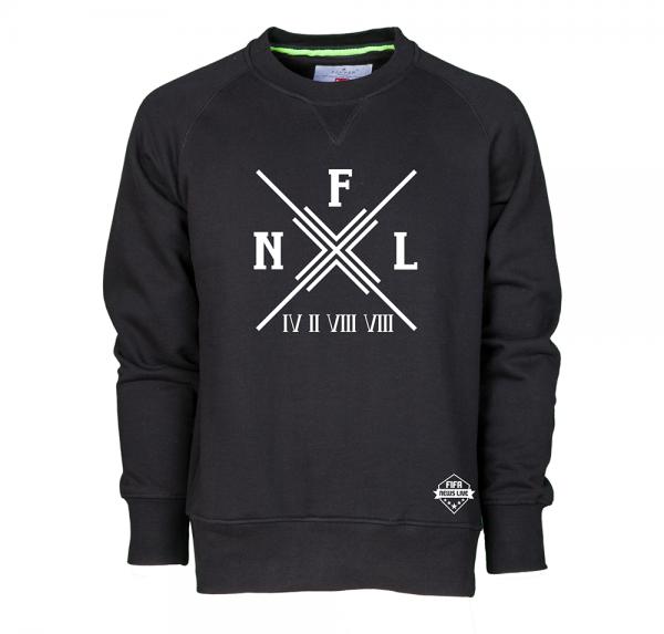 FNL - Sweater - Schwarz