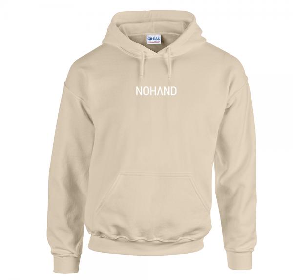 NOHAND - Hoodie - Sand