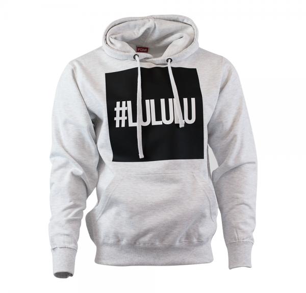 #LULULU - Hoodie - Ash