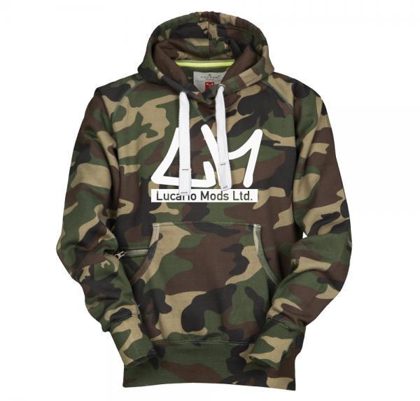 LM Ltd. - Hoodie - Camouflage