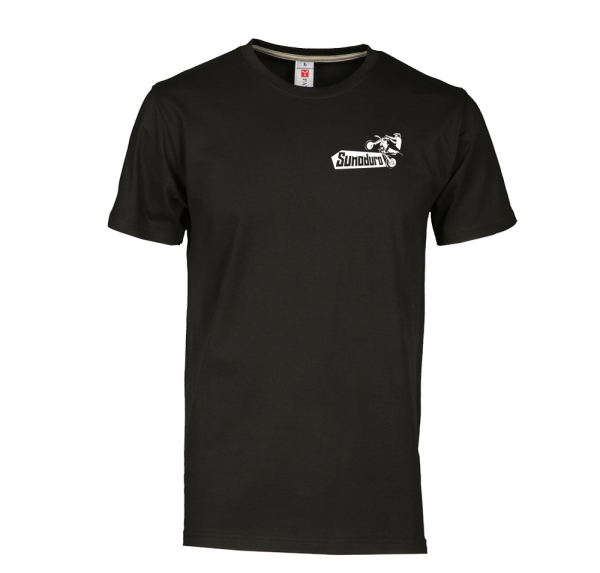 Supermoto - T-Shirt - Schwarz