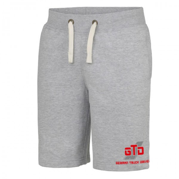 GTD - Jogger kurz - Grau