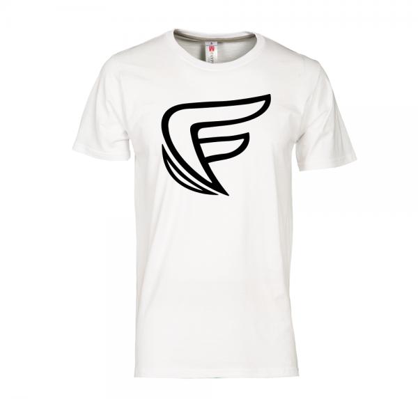 F-Shirt - Weiss