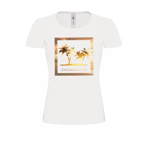Hafensänger - Damen-Shirt - Weiß
