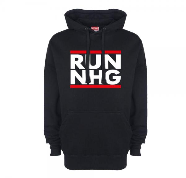 RUN NHG - Hoodie - Schwarz