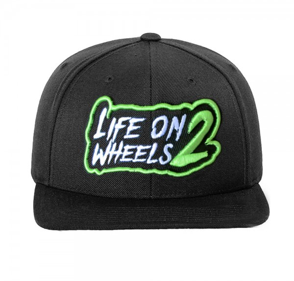 Cap - LiveOn2Wheels