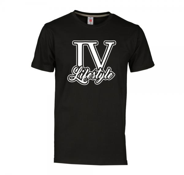 4Lifestyle - T-Shirt - Schwarz