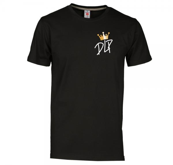 DLP - T-Shirt - Schwarz