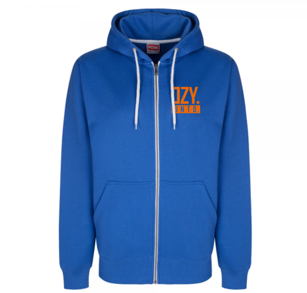 97 DZ - Sweatjacke - Royal Blau
