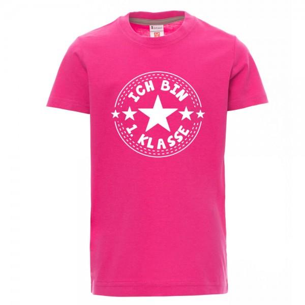 1. Klasse Shirt - Pink