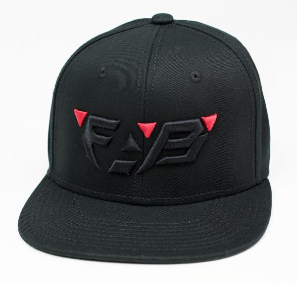 Cap - Schwarz/Schwarz