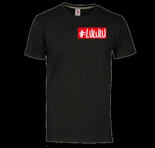 #LULULU - T-Shirt - Schwarz
