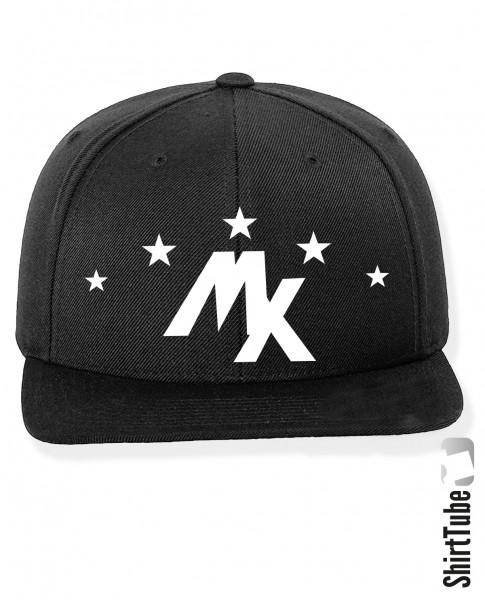 MX - Cap - Schwarz