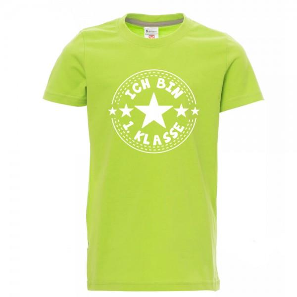 1. Klasse Shirt - Lime Green