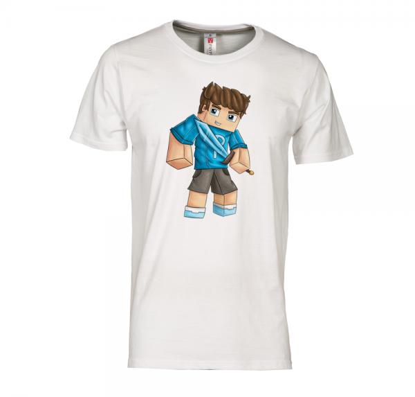 Phil - T-Shirt - Weiss