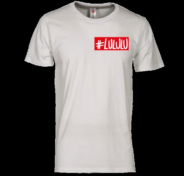 #LULULU - T-Shirt - Weiß