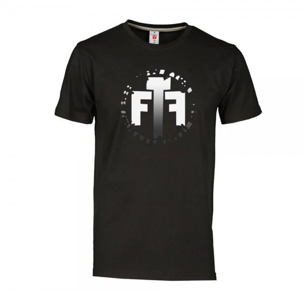 FTF - T-Shirt - Schwarz