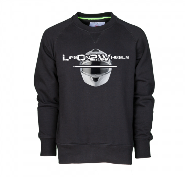 Squad - Sweater - Schwarz