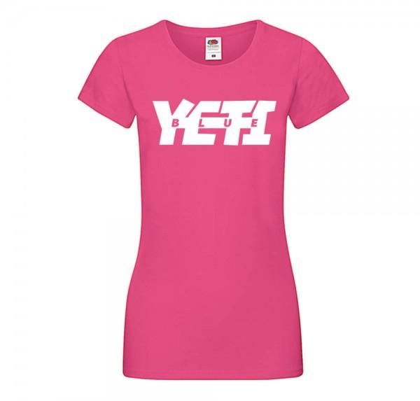 BlueYeti - T-Shirt - Pink - Girls