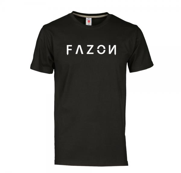 FAZON - T-Shirt - Schwarz