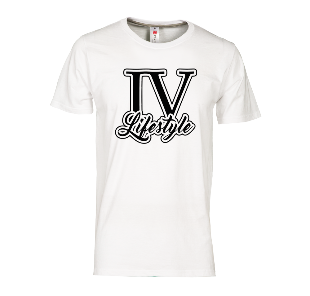 4Lifestyle - T-Shirt - Weiss | Shirt-Tube.de - Der ...