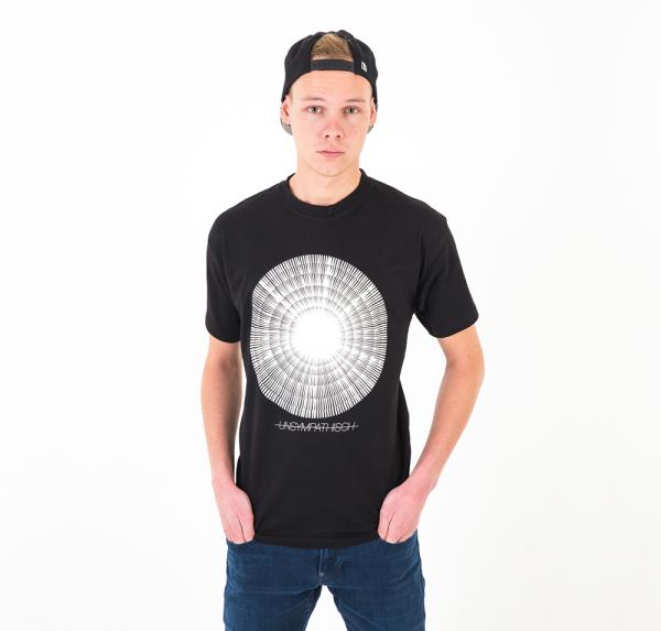 Unsympathisch - T-Shirt - Schwarz