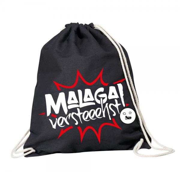 Malaga - Rucksackbeutel
