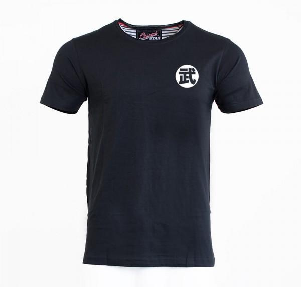 Krieger - T-Shirt - Schwarz