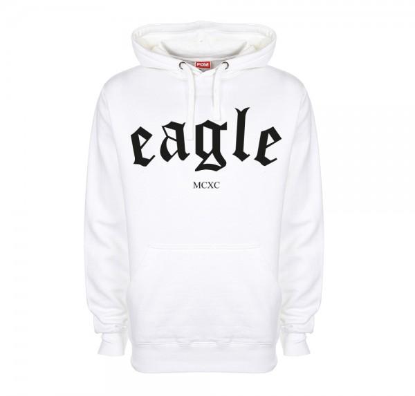Eagle - Hoodie - Weiss