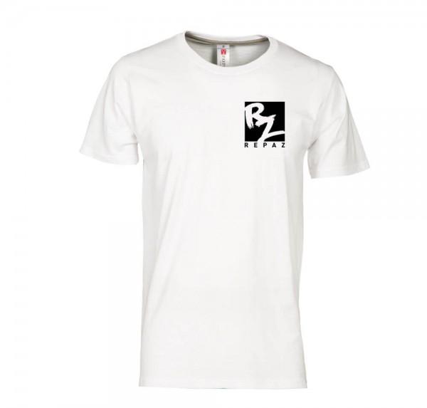 RZ - T-Shirt - Weiss