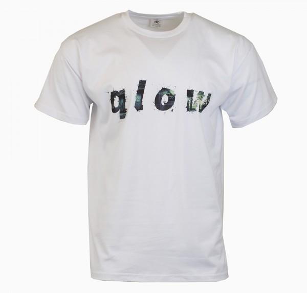 qlow - T-Shirt - Weiss