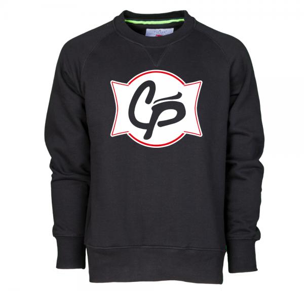 CP - Sweater - Schwarz