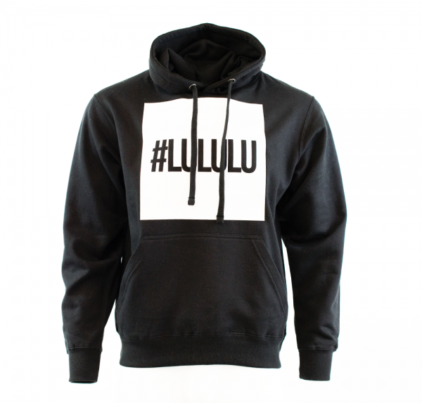 #LULULU - Hoodie - Schwarz