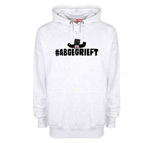 #Abgegrieft - Hoodie - Ash