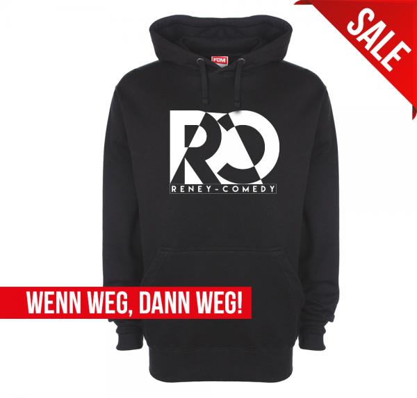 RC - Hoodie - Schwarz
