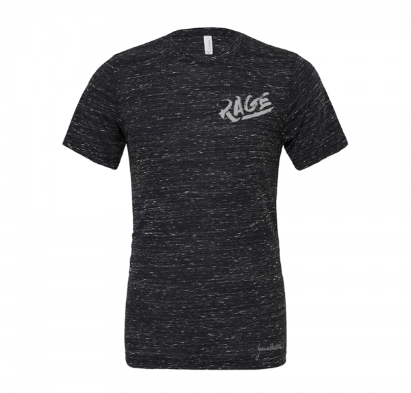 Rage - T-Shirt - Black Marble