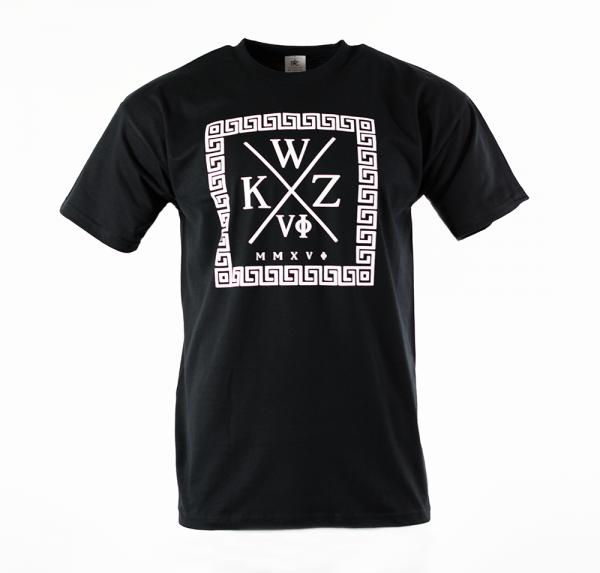 WKZ - T-Shirt - Schwarz