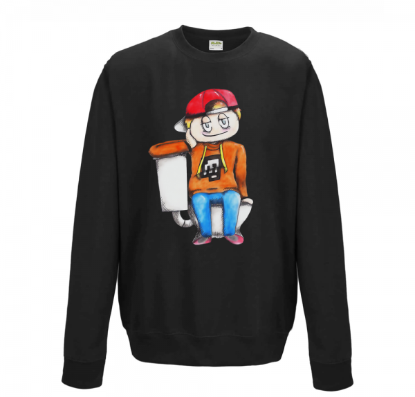 Pädagoge - Sweater - Schwarz