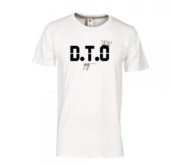 D.T.O - T-Shirt - Weiss