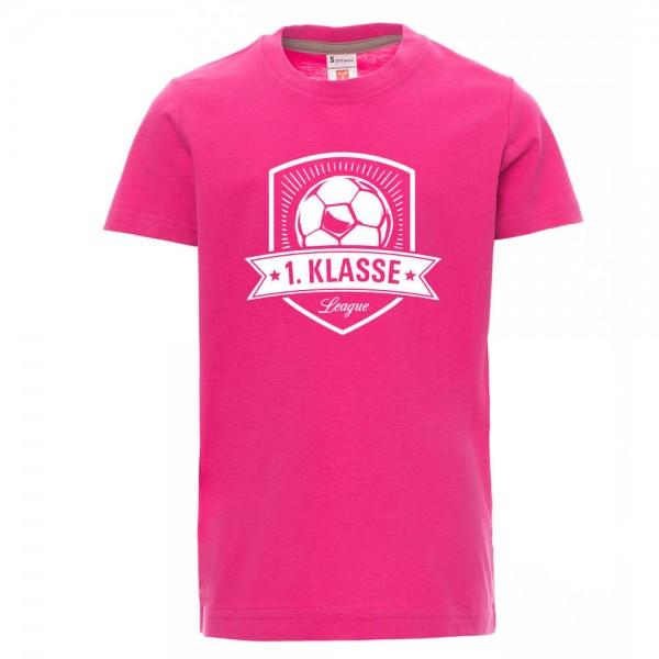 Fussball - Shirt - Pink